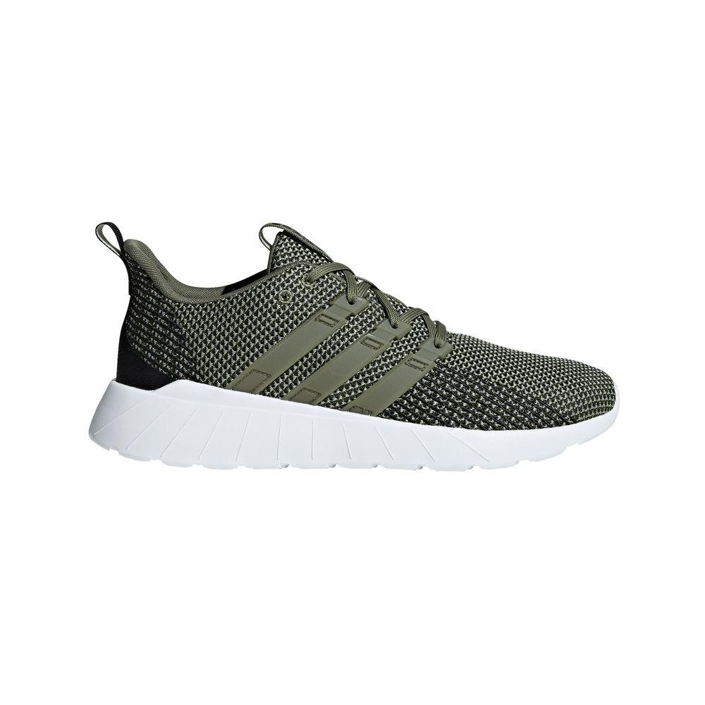 アディダス adidas メンズ ランニング・ウォーキング シューズ・靴【Questar Flow Running Shoe】Green/White