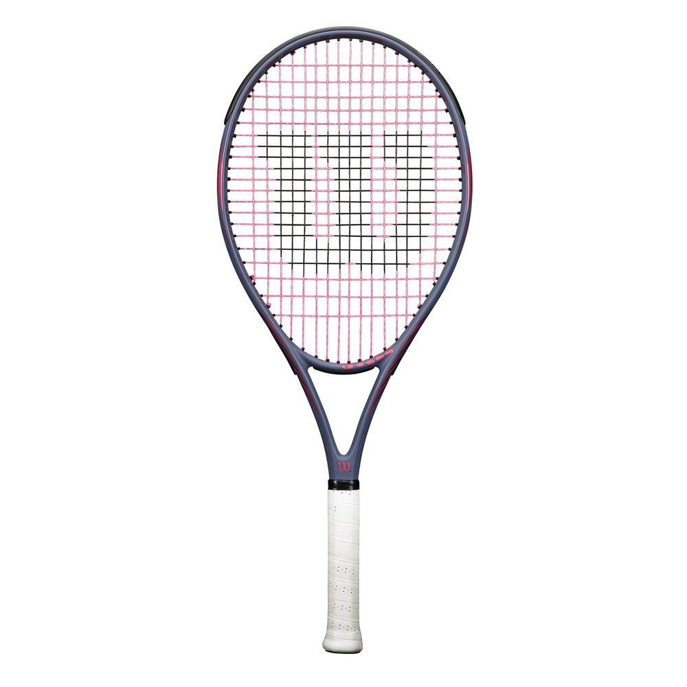 ウィルソン Wilson レディース テニス【Hyperion Powerx 1 Tennis Racquet】Grey/Pink