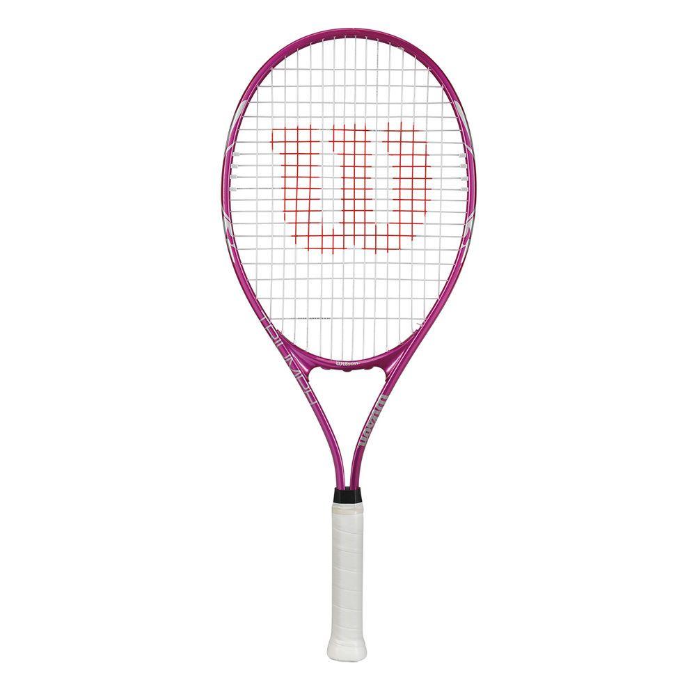 ウィルソン Wilson ユニセックス テニス【Triumph Adult Tennis Racquet】ピンク