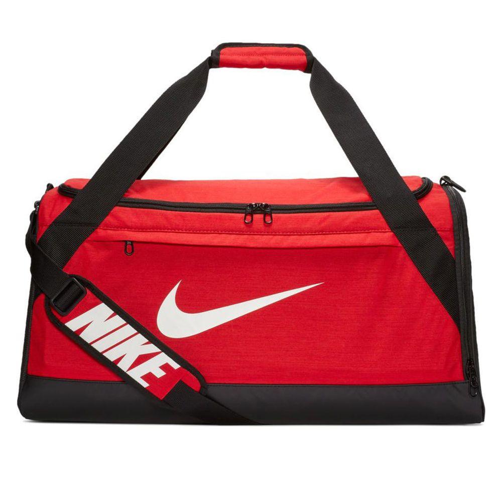 ナイキ Nike ユニセックス バッグ ボストンバッグ・ダッフルバッグ【Brasilia Medium Training Duffel Bag】Red