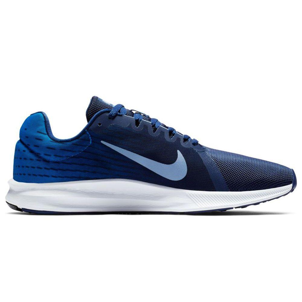 ナイキ Nike メンズ ランニング・ウォーキング シューズ・靴【Downshifter 8 Running Shoe】Blue/White