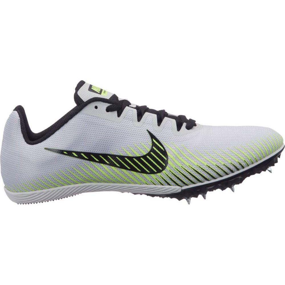 ナイキ Nike レディース 陸上 シューズ・靴【Zoom Rival M9 Track Spike Cleat】Grey/Black