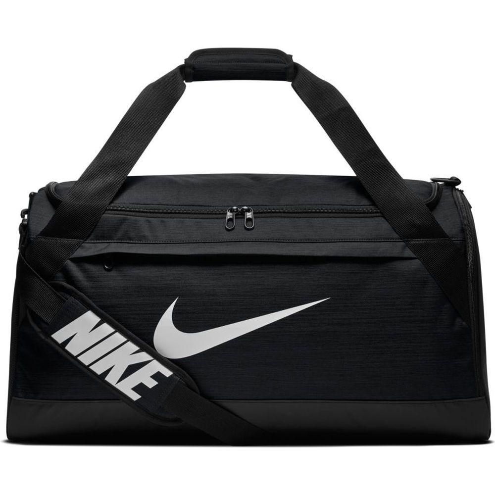 ナイキ Nike ユニセックス バッグ ボストンバッグ・ダッフルバッグ【Brasilia 8 Medium Duffel Bag】Black
