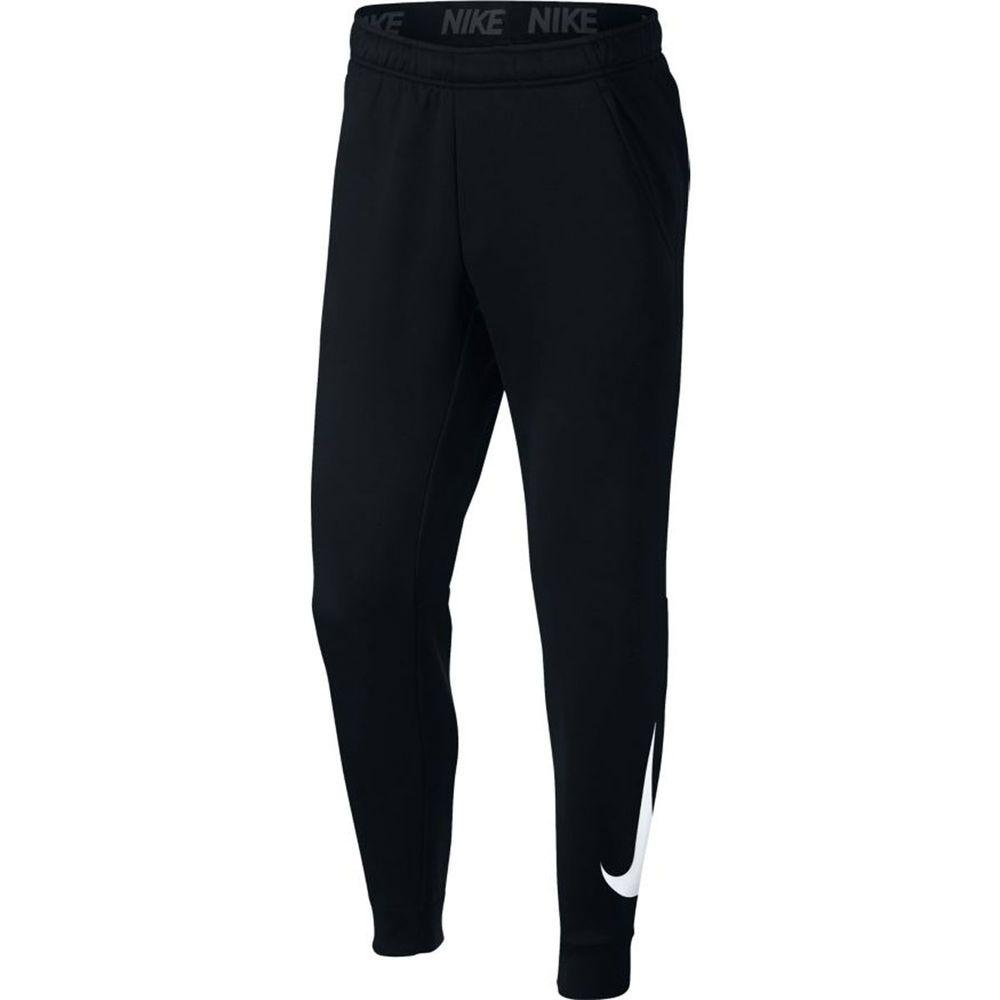 ナイキ Nike メンズ フィットネス・トレーニング ボトムス・パンツ【Therma Tapered Training Pant】Black