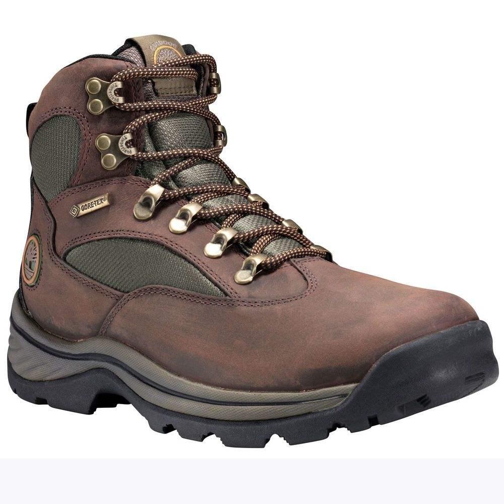 ティンバーランド Timberland メンズ ハイキング・登山 シューズ・靴【Chocorua Trail Mid Hiker Boot】Brown/green