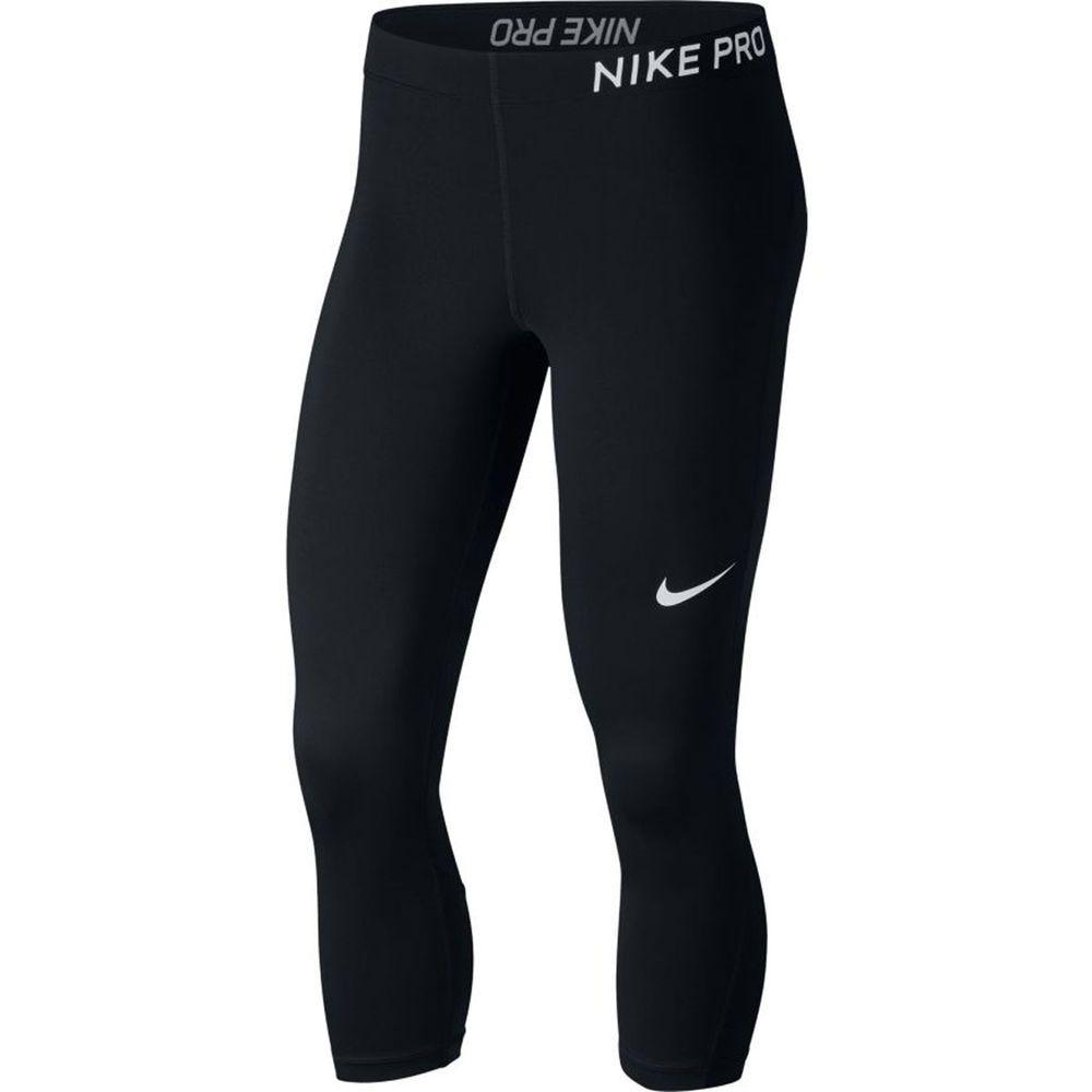 ナイキ Nike レディース インナー・下着 スパッツ・レギンス【Pro Capri】Black/White