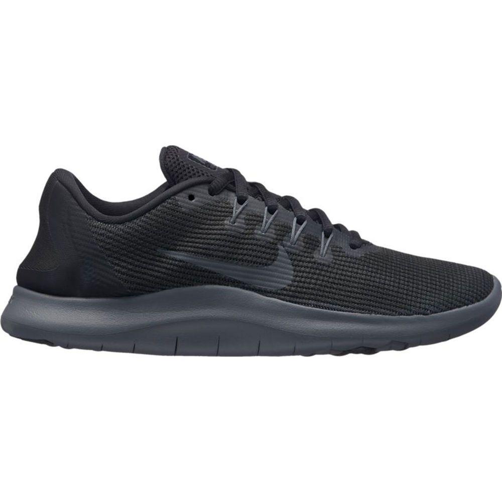 ナイキ Nike レディース ランニング・ウォーキング シューズ・靴【Flex RN 2018 Running Shoe】Black/Black