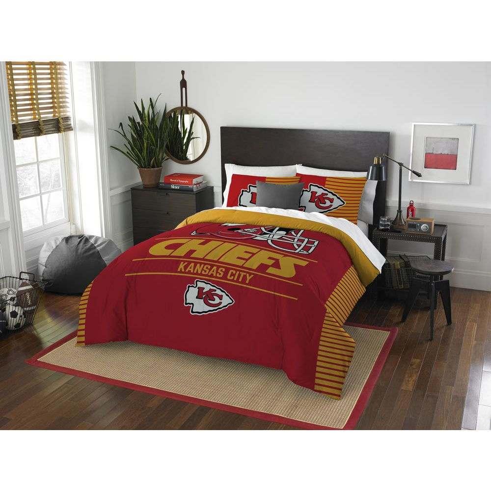 ノースウエスト Northwest ユニセックス 雑貨【Kansas City Chiefs Draft Full/Queen Comforter Set】