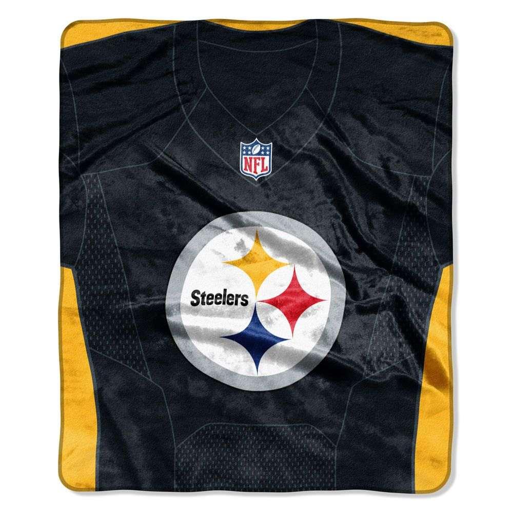 ノースウエスト Northwest ユニセックス 雑貨【Pittsburgh Steelers Jersey Raschel Throw】