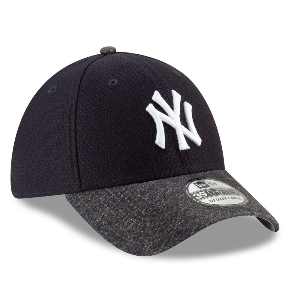 ニューエラ New Era ユニセックス 帽子 キャップ【New York Yankees Adult 2019 Batting Practice Home 39THIRTY Flex Hat】Navy