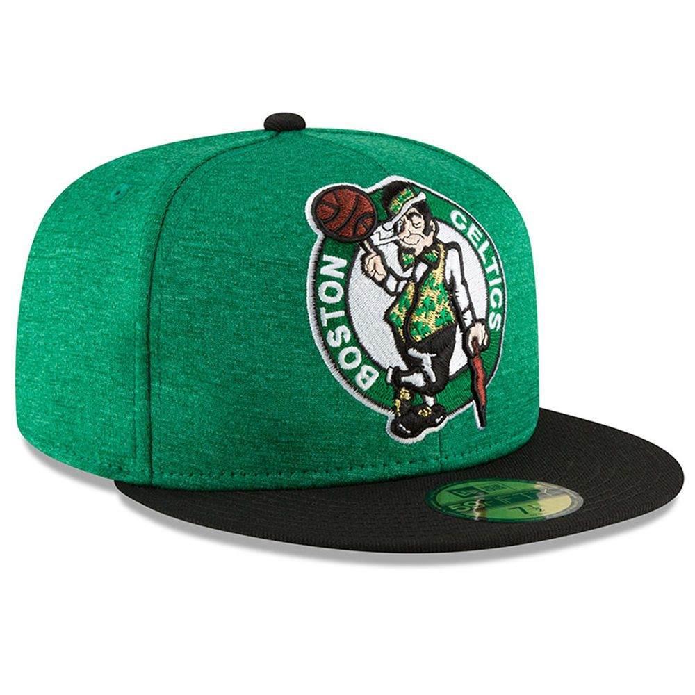 ニューエラ New Era ユニセックス 帽子 キャップ【Boston Celtics Adult 59FIFTY Hat】Green