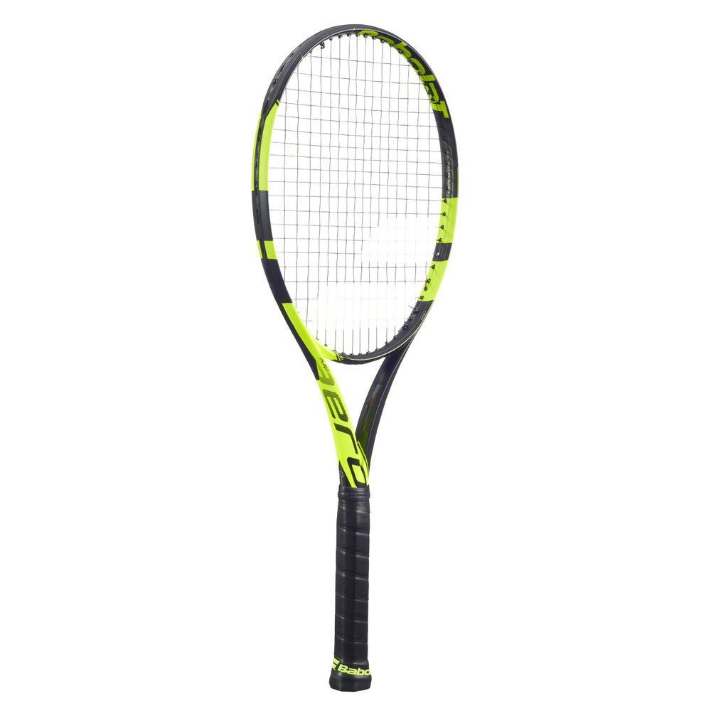 バボラ Babolat ユニセックス テニス【Pure Aero Grip Tennis Racquet】Black/Yellow