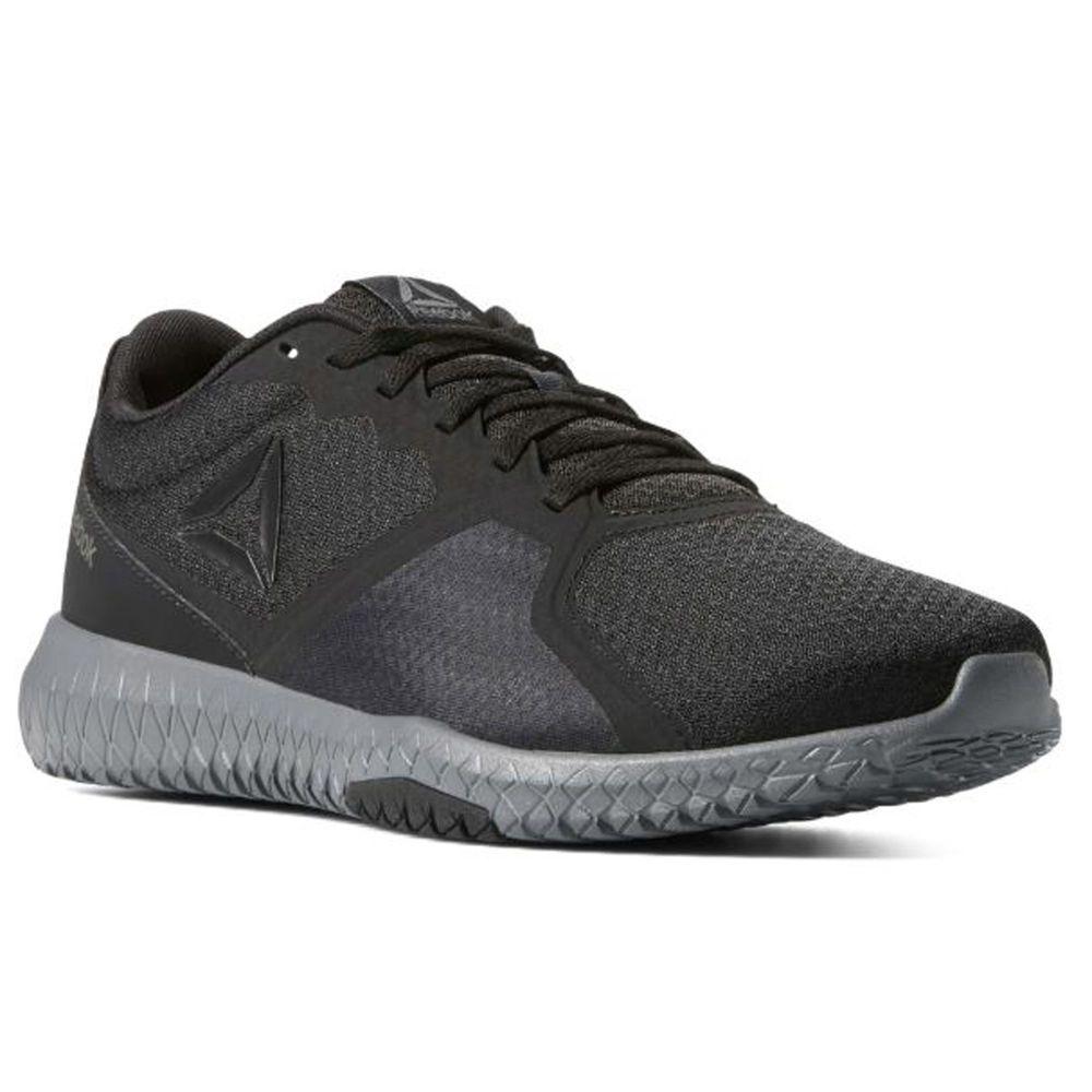 リーボック Reebok メンズ フィットネス・トレーニング シューズ・靴【Flexagon Force Training Shoe】Black/Grey