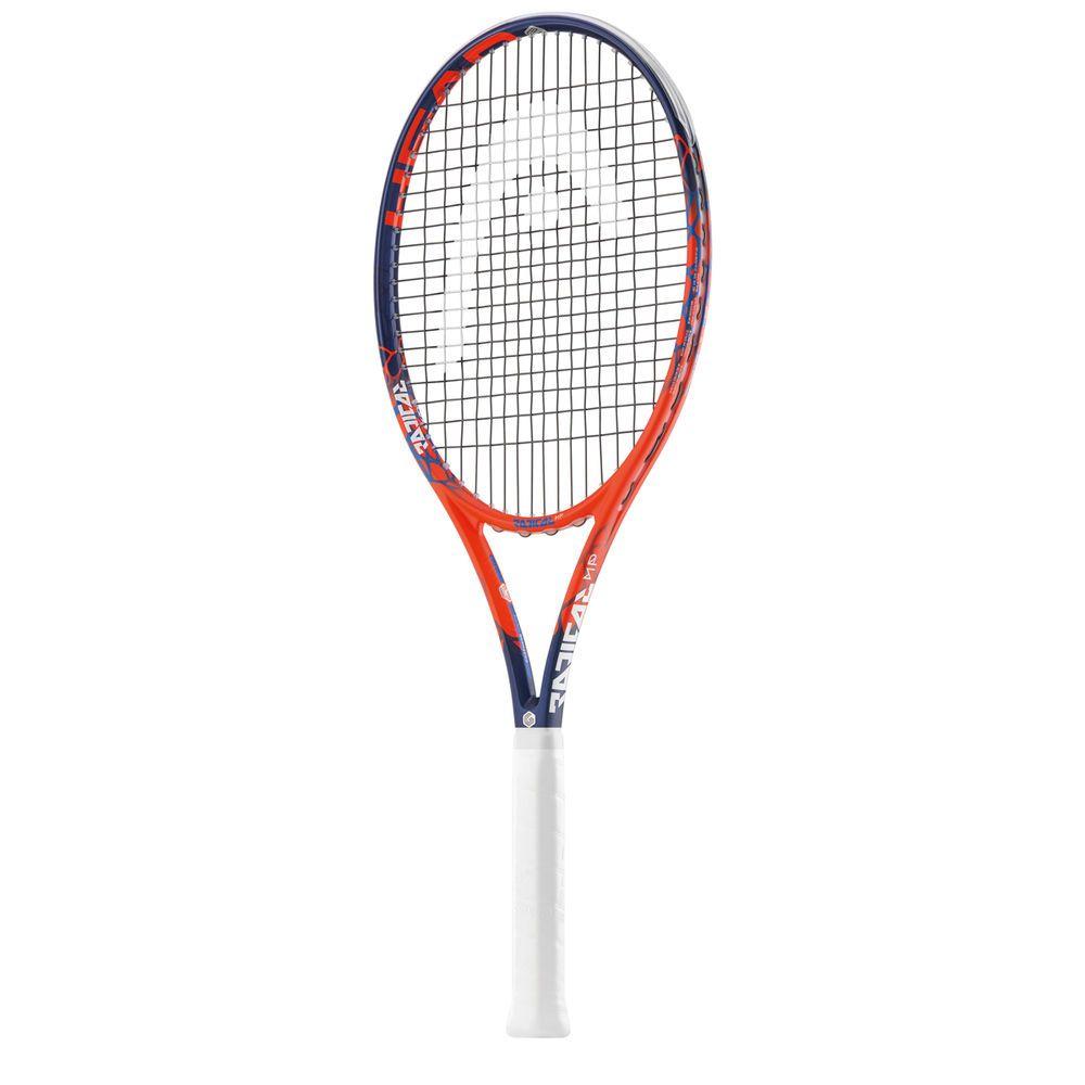 ヘッド Head ユニセックス テニス【Graphene Touch Speed Pro Adult Tennis Racquet】Grey/Orange