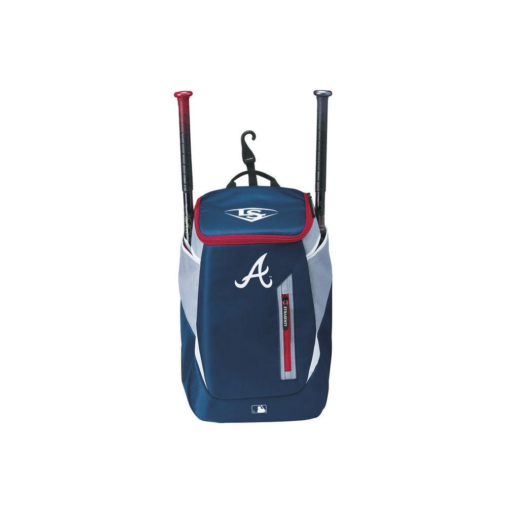 ルイスビルスラッガー Louisville Slugger ユニセックス 野球【Atlanta Braves MLB Stick Pack】
