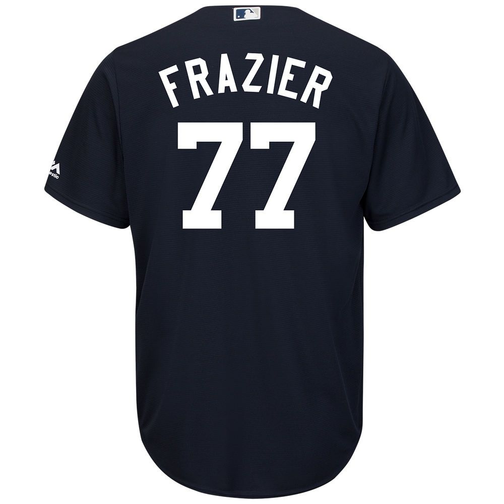 マジェスティック Majestic メンズ トップス【New York Yankees Adult Clint Frazier Cool Base Jersey】Navy