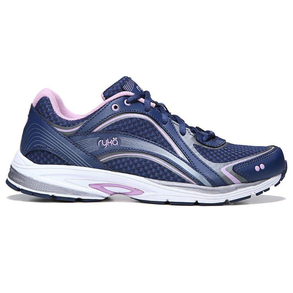ライカ Ryka レディース ランニング・ウォーキング シューズ・靴【Sky Walk Walking Shoe】Purple-Blue