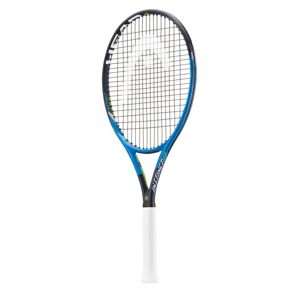 ヘッド Head ユニセックス テニス【Graphene Touch Instinct Lite Adult Tennis Racquet】White/Blue