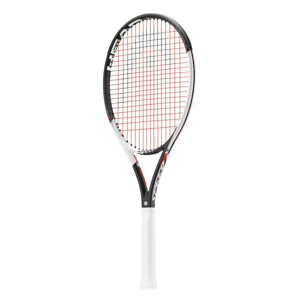 ヘッド Head ユニセックス テニス【Graphene Touch Speed S Adult Tennis Racquet】Black/White