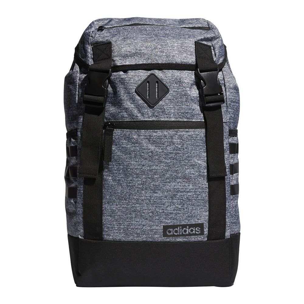 アディダス adidas ユニセックス バックパック・リュック バッグ【Midvale III Backpack】Grey/Black