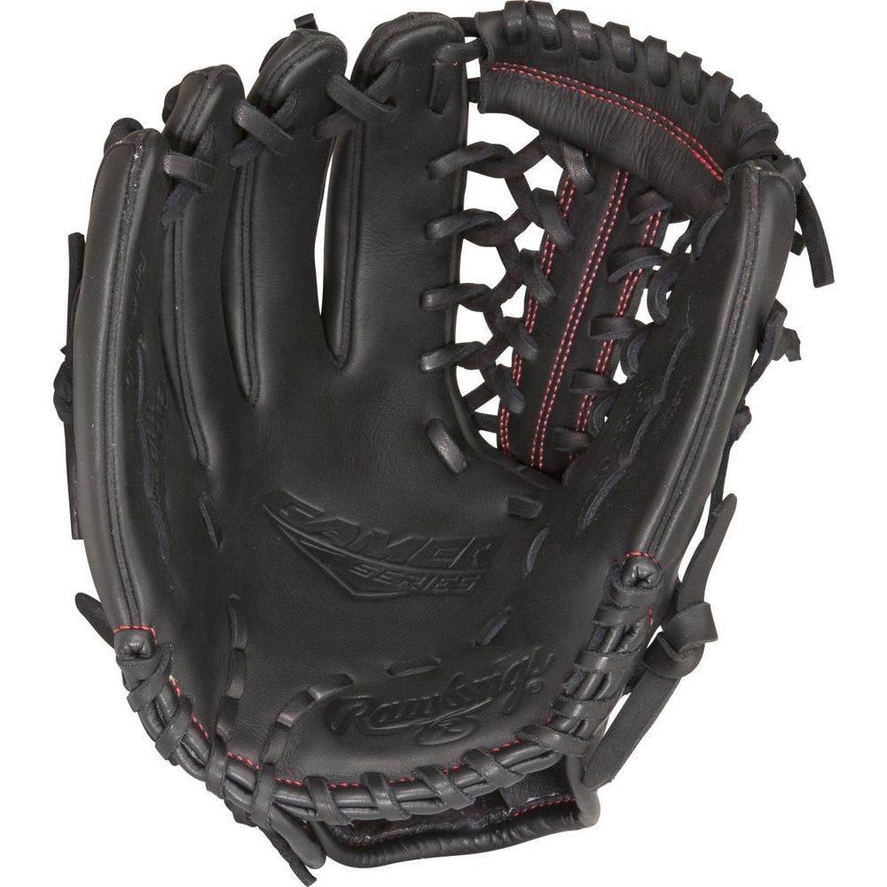 ローリングス ユニセックス 野球 グローブ Black 【サイズ交換無料】 ローリングス Rawlings ユニセックス 野球 グローブ【Gamer Pro Taper Series 11.5 Inch Right Hand Throw Baseball Glove】Black