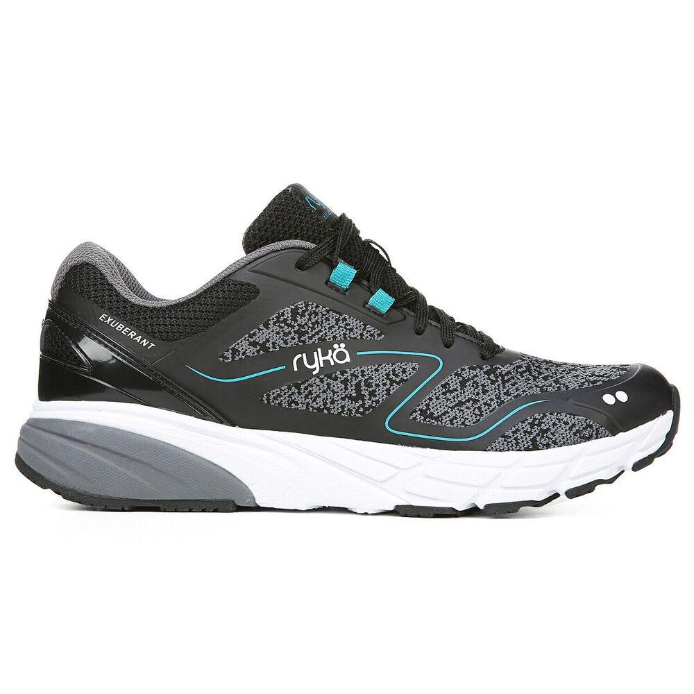 ライカ Ryka レディース ランニング・ウォーキング シューズ・靴【Exuberant Walking Shoe】Black