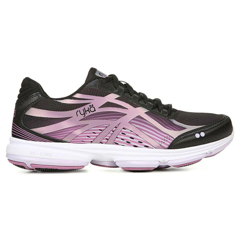 ライカ Ryka レディース ランニング・ウォーキング シューズ・靴【Devotion Plus 3 Wide Width Walking Shoe】Black