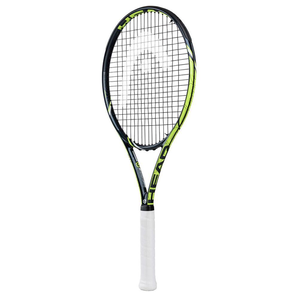 ヘッド Head メンズ テニス ラケット【Graphene Extreme MP Adult Tennis Racquet】Black/Green