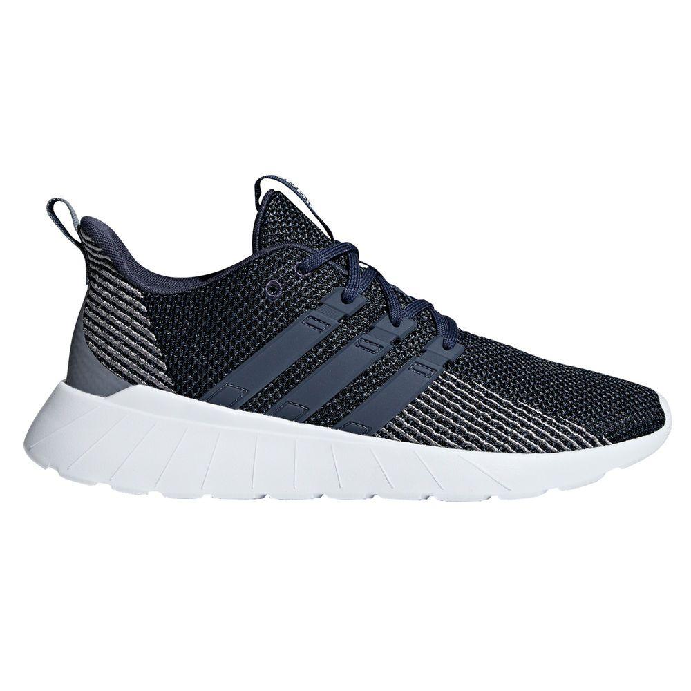 アディダス adidas メンズ ランニング・ウォーキング シューズ・靴【Questar Flow Running Shoe】Navy/White