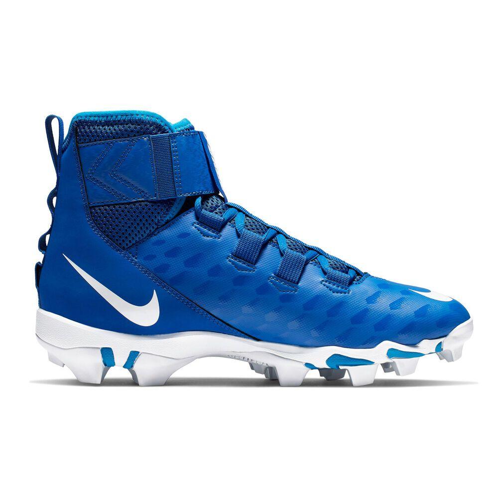 ナイキ Nike メンズ アメリカンフットボール スパイク シューズ・靴【Force Savage Shark 2 Football Cleat】Royal/White
