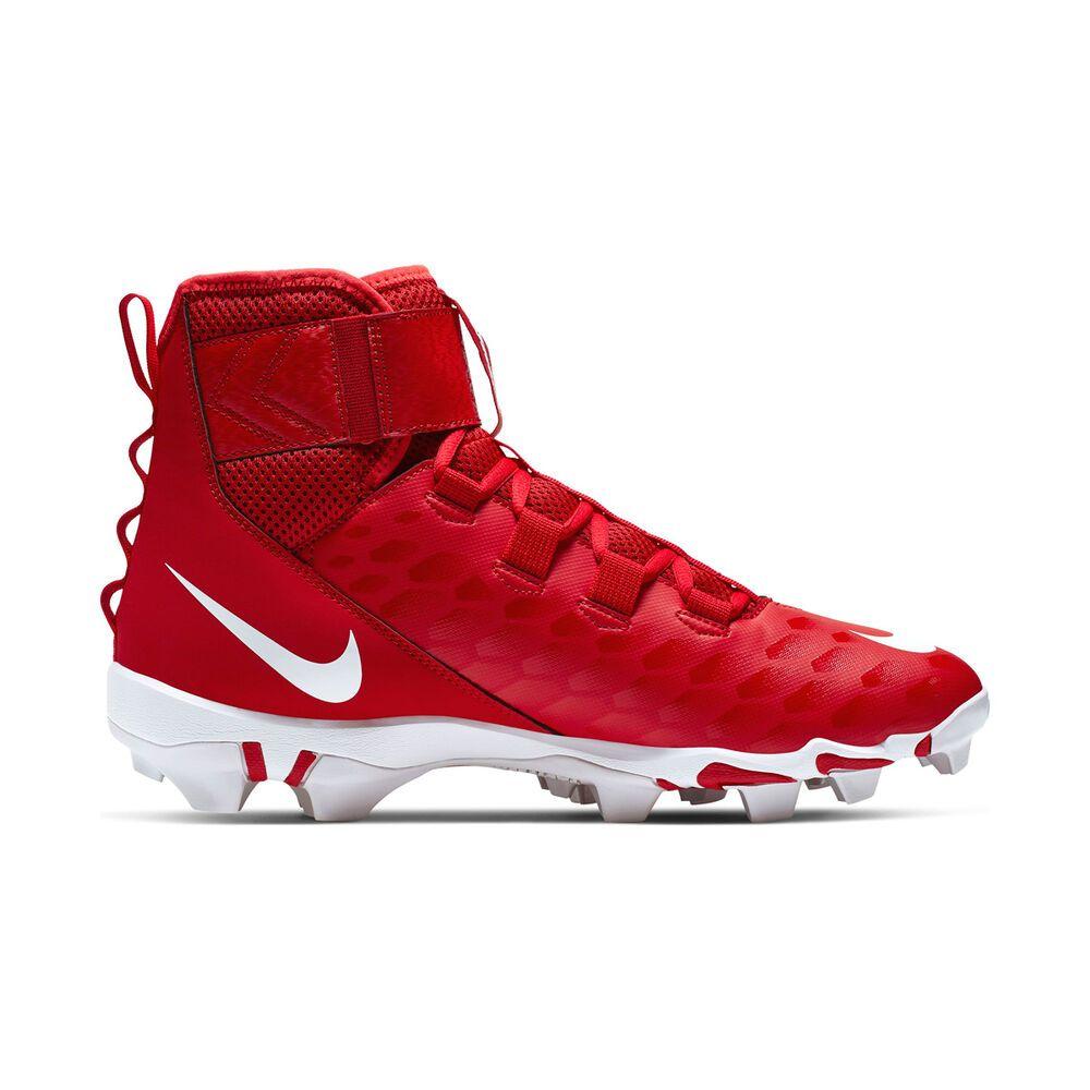 ナイキ Nike メンズ アメリカンフットボール スパイク シューズ・靴【Force Savage Shark 2 Football Cleat】Red/White