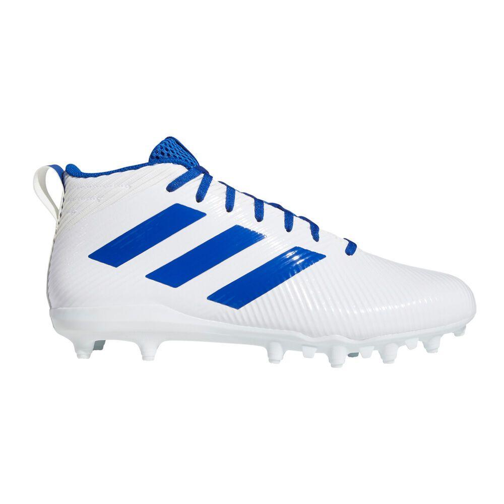 アディダス adidas メンズ アメリカンフットボール スパイク シューズ・靴【Freak Ghost Football Cleats】White/Royal