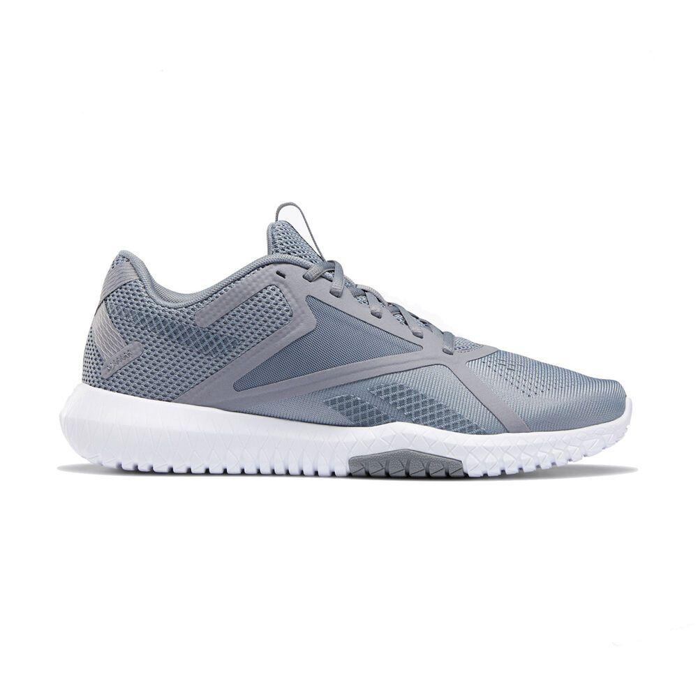 リーボック Reebok メンズ フィットネス・トレーニング シューズ・靴【Flexagon Force 2.0 Training Shoe】Grey/White