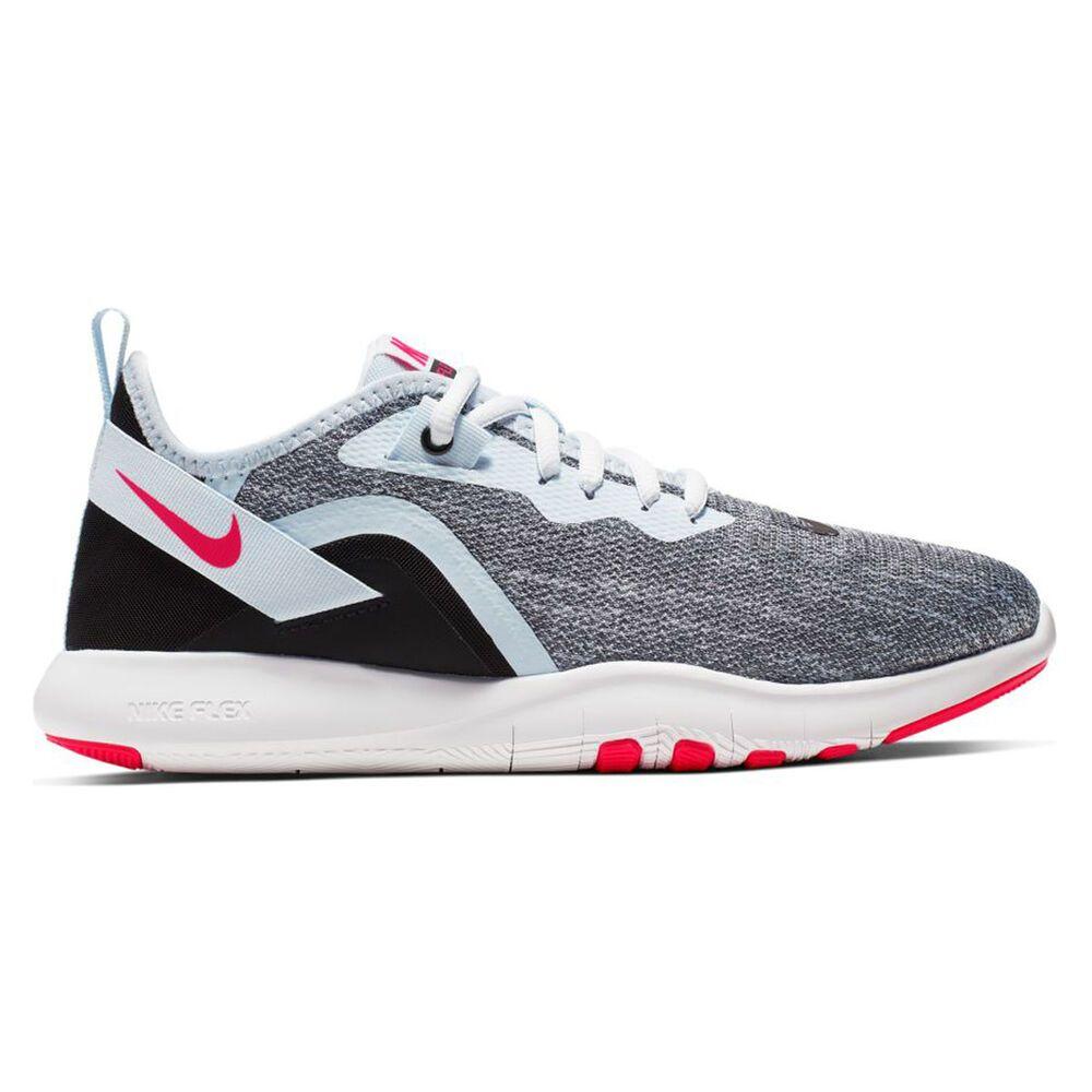 ナイキ Nike レディース フィットネス・トレーニング シューズ・靴【Flex TR 9 Training Shoe】Blue/Red