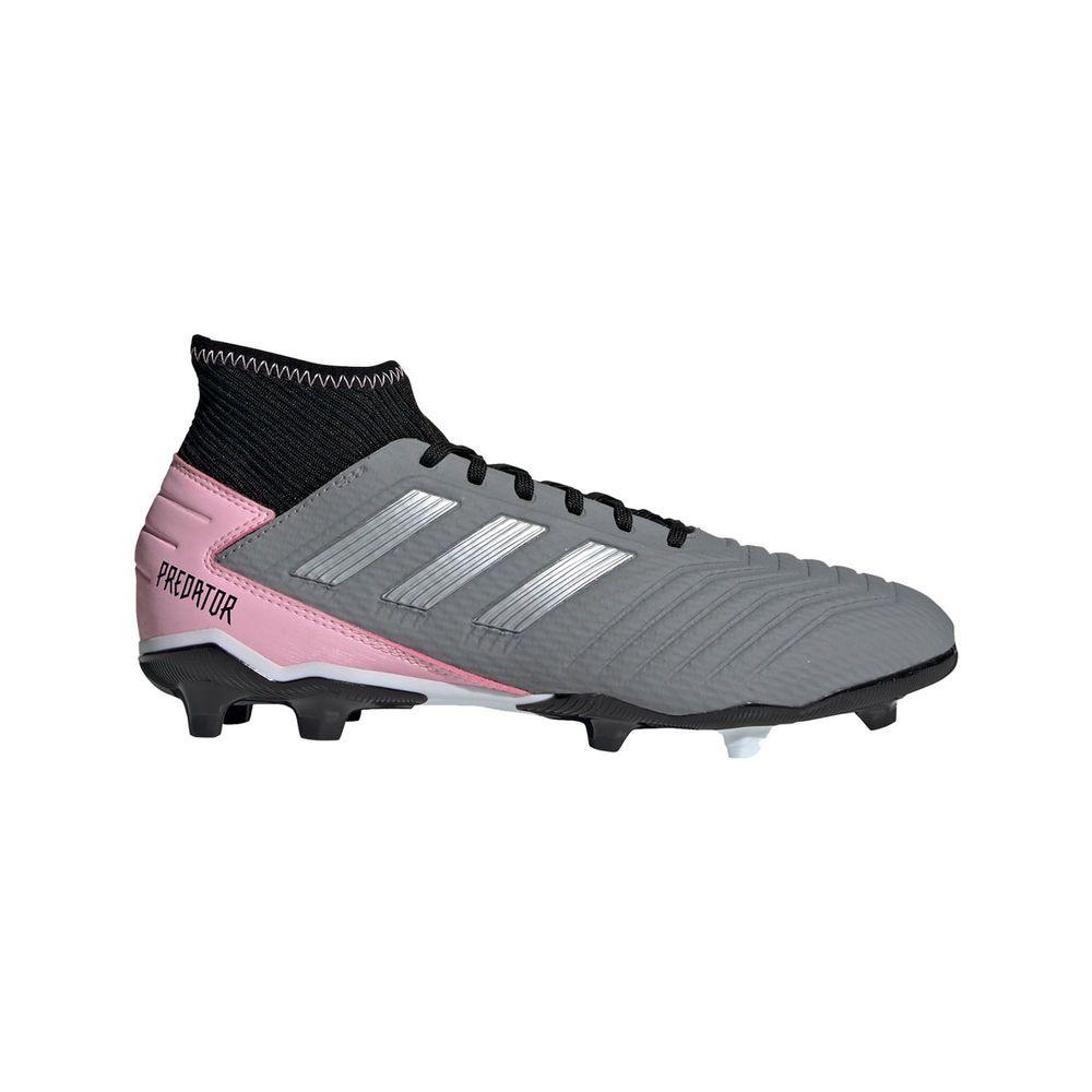アディダス adidas レディース サッカー スパイク シューズ・靴【Predator 19.3 Firm Ground Soccer Cleat】Grey