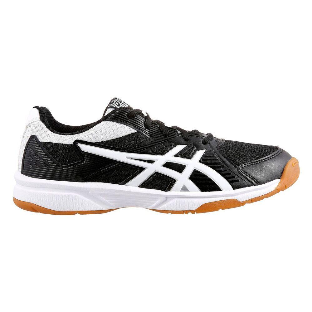 アシックス ASICS レディース バレーボール シューズ・靴【GEL-Upcourt 3 Volleyball Shoe】Black/White