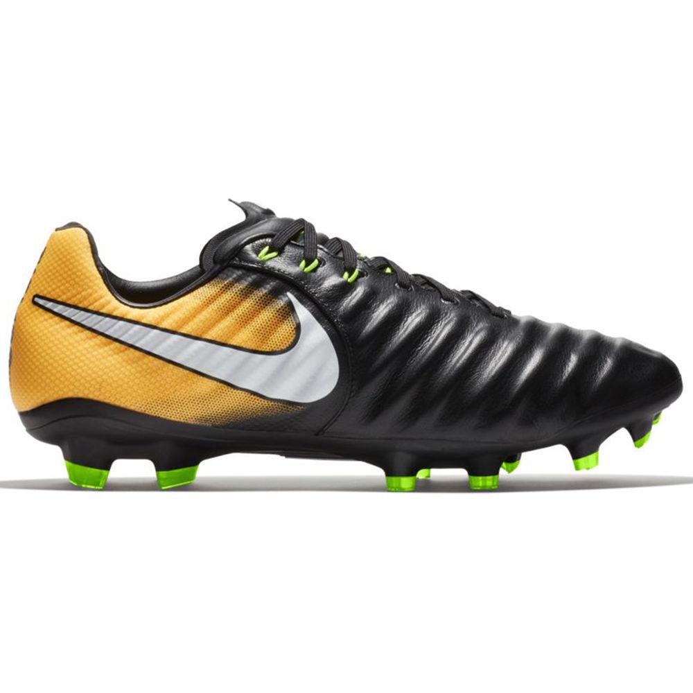 ナイキ Nike メンズ サッカー シューズ・靴【Tiempo Legacy III Firm Ground Soccer Cleat】Black/Orange