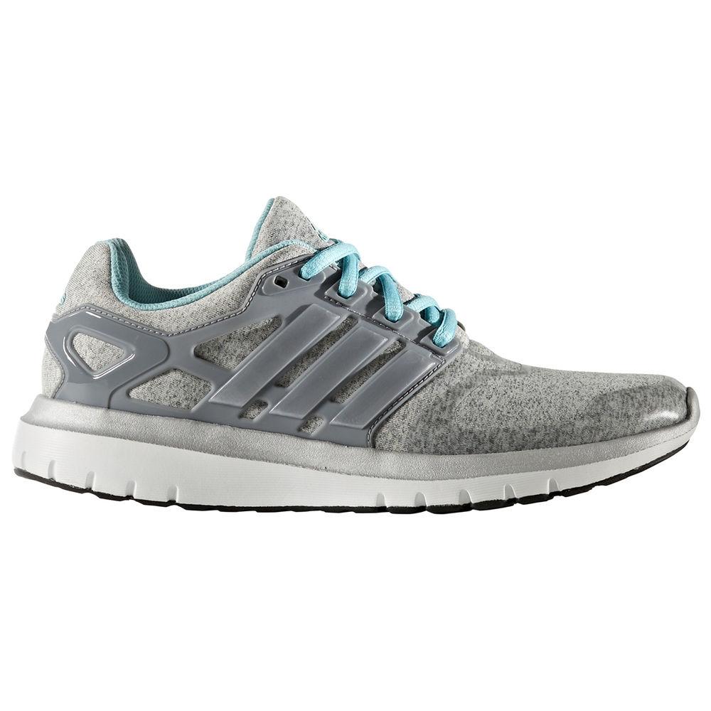 アディダス adidas レディース ランニング・ウォーキング シューズ・靴【Energy Cloud Running Shoe】Grey/Blue