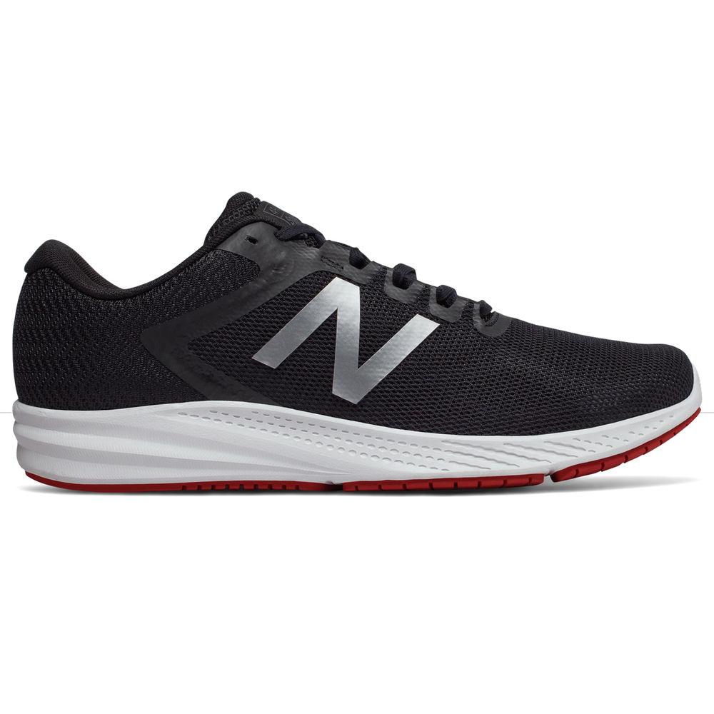 【受注生産品】 ニューバランス New Balance メンズ ランニング・ウォーキング Running シューズ メンズ・靴【490 ニューバランス Wide Width Running Shoe】Black/White/Red, カイモンチョウ:507797bf --- konecti.dominiotemporario.com