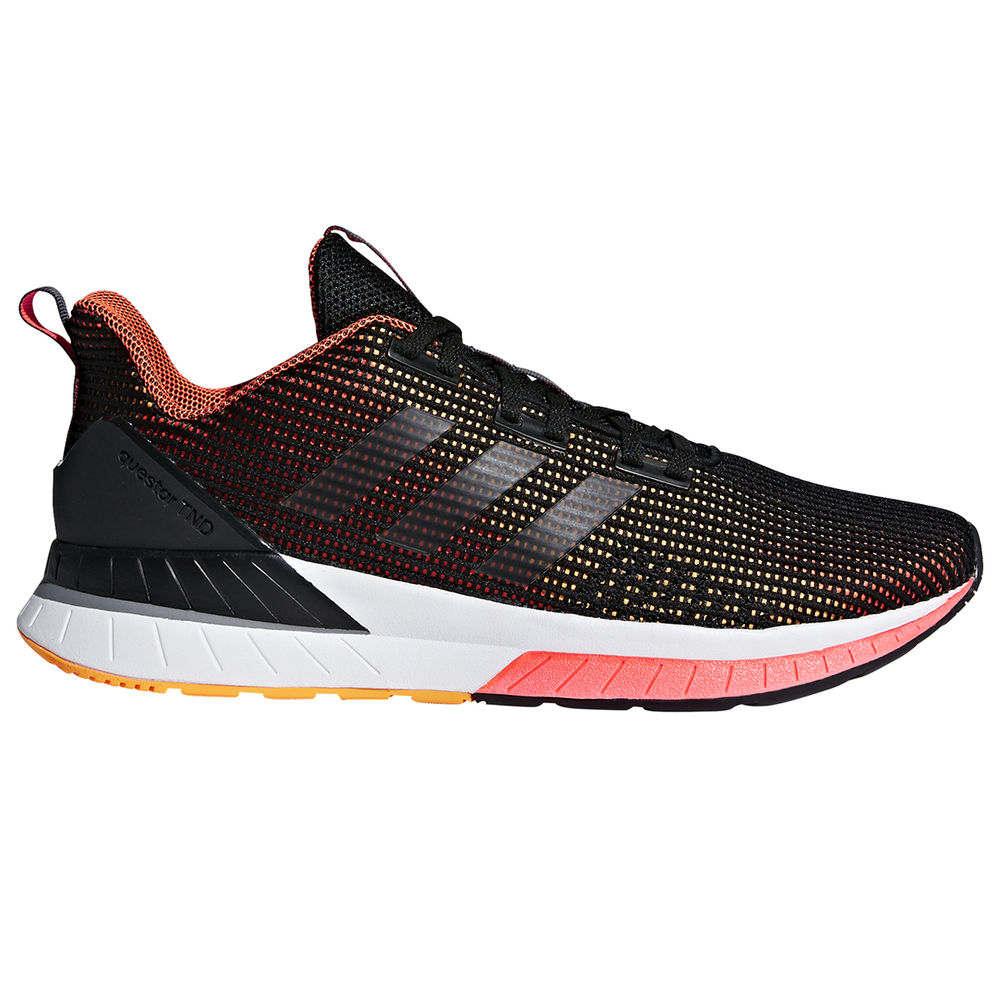 カウくる アディダス adidas メンズ ランニング・ウォーキング Running シューズ アディダス・靴 adidas【Questar TND Running Shoe】Black/Orange, ポップアップカード屋さん:bb9d8044 --- totem-info.com