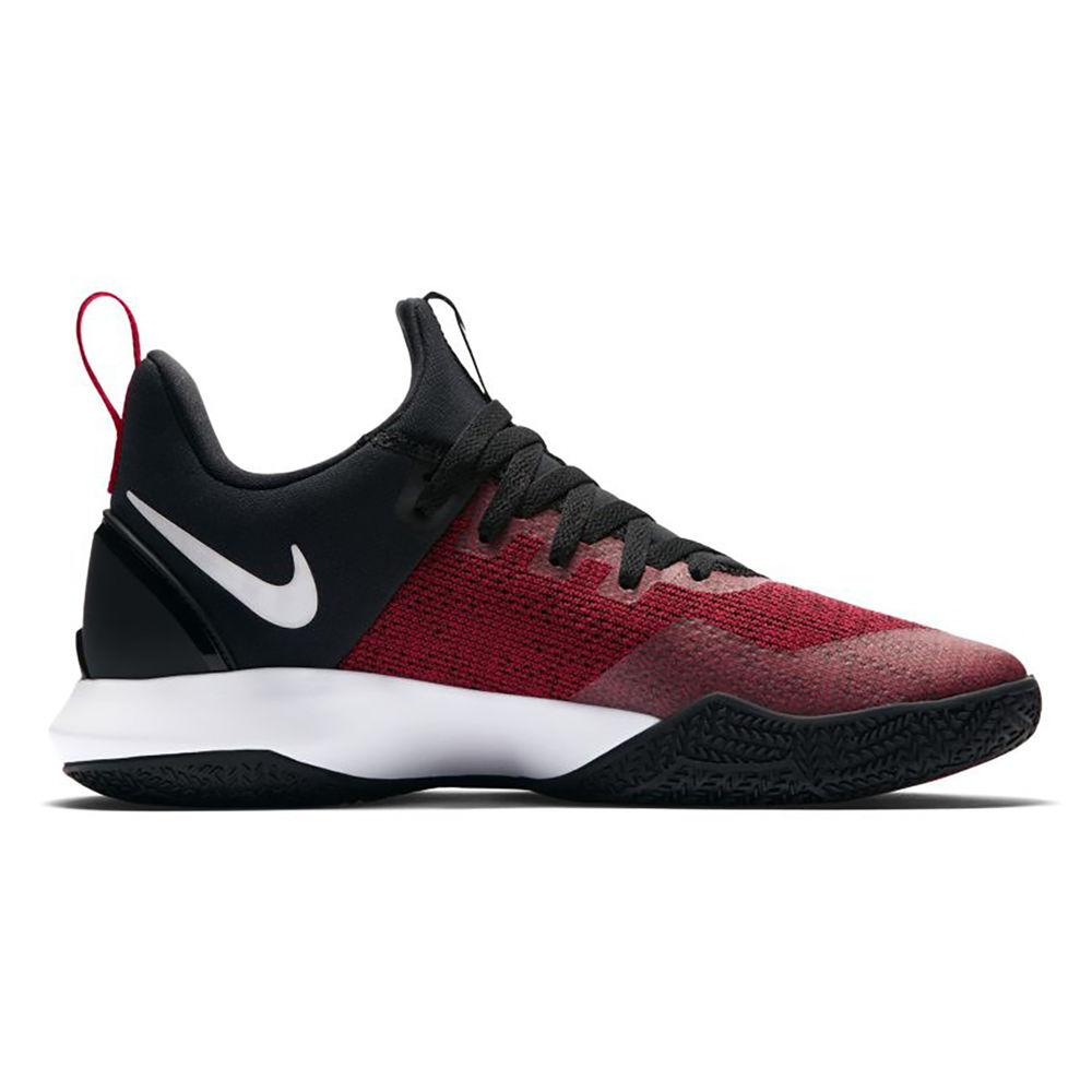 ナイキ Nike メンズ バスケットボール シューズ・靴【Zoom Shift Basketball Shoe】Red/White