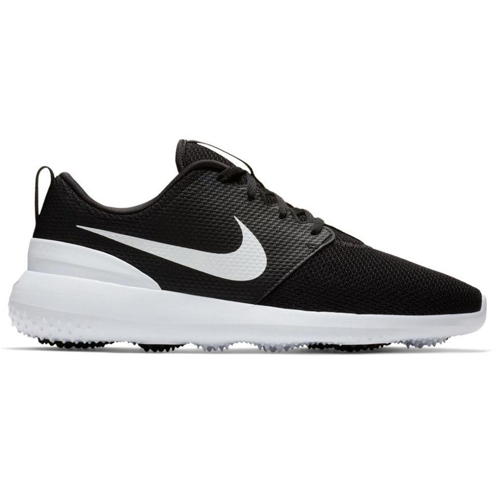 ナイキ Nike メンズ ゴルフ シューズ・靴【Roshe G Golf Shoe】Black/White