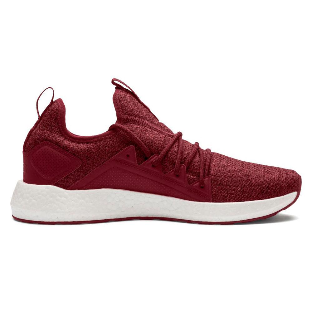 プーマ Puma メンズ シューズ・靴 スニーカー【NRGY Neko Knit Casual Shoe】Burgundy