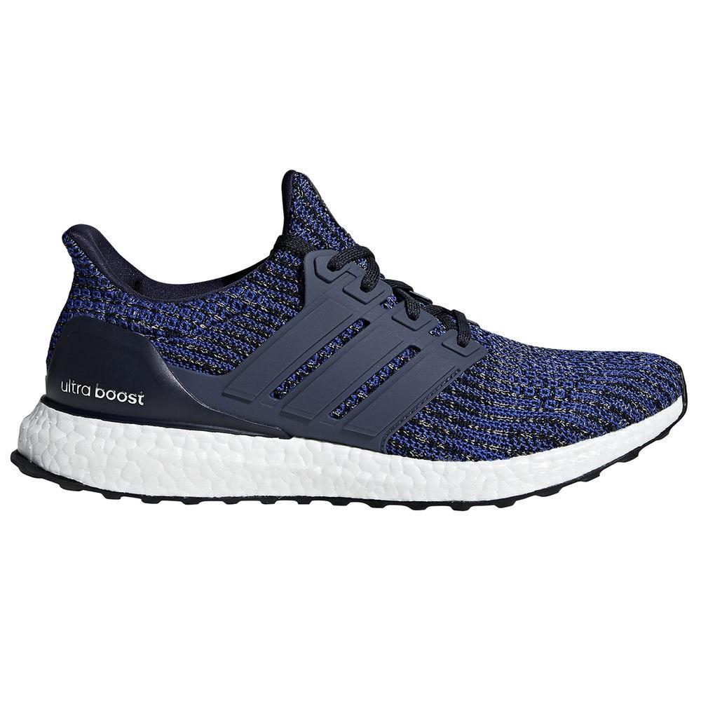 アディダス adidas メンズ ランニング・ウォーキング シューズ・靴【Ultraboost Running Shoe】Grey/Blue