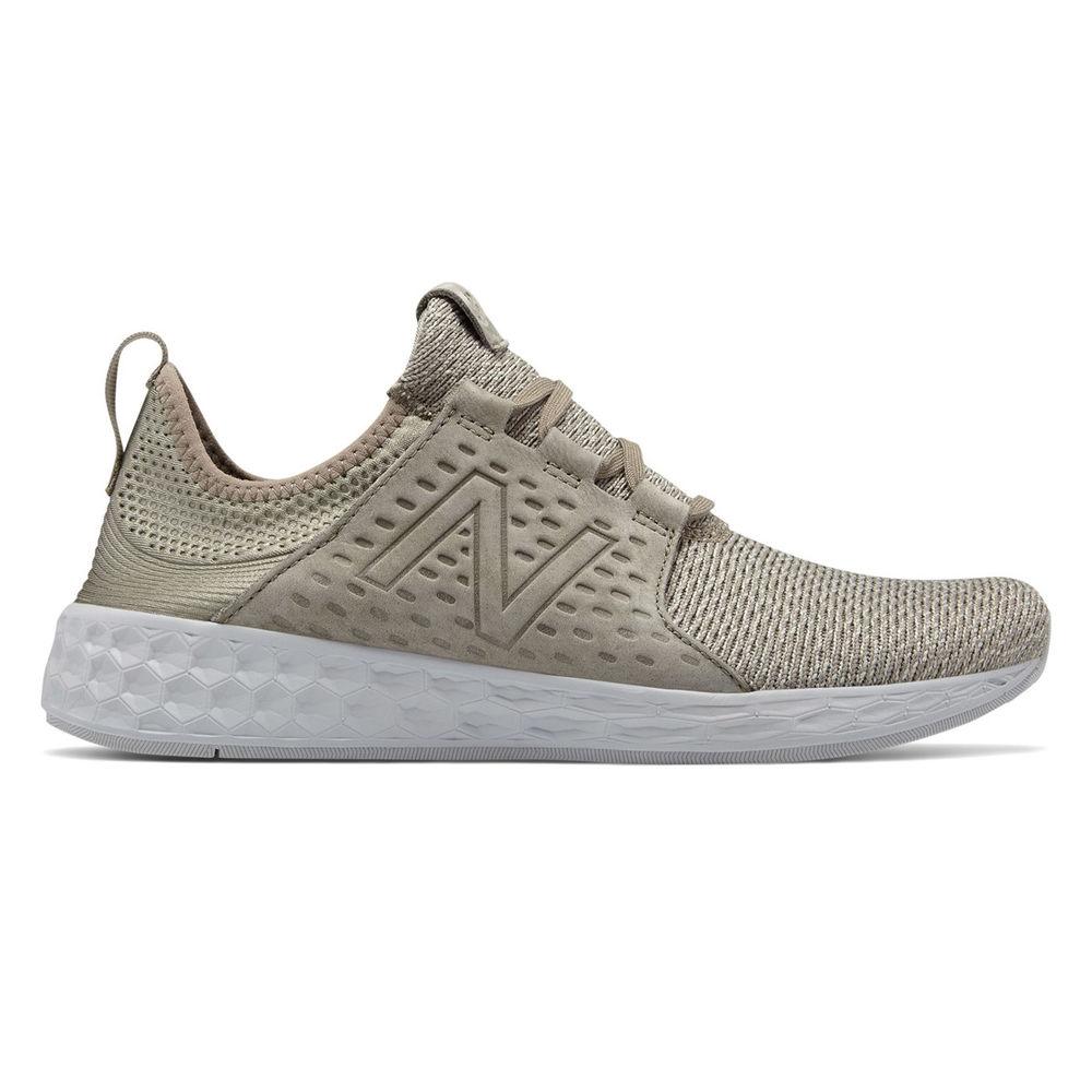 ニューバランス New Balance メンズ ランニング・ウォーキング シューズ・靴【Fresh Foam Cruz Running Shoe】Tan