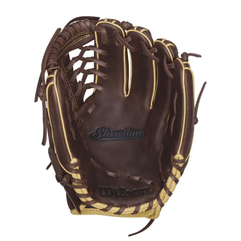 ウィルソン Wilson ユニセックス 野球 グローブ【A800 Showtime 11.75 Inch Right Handed Throw Baseball Glove】