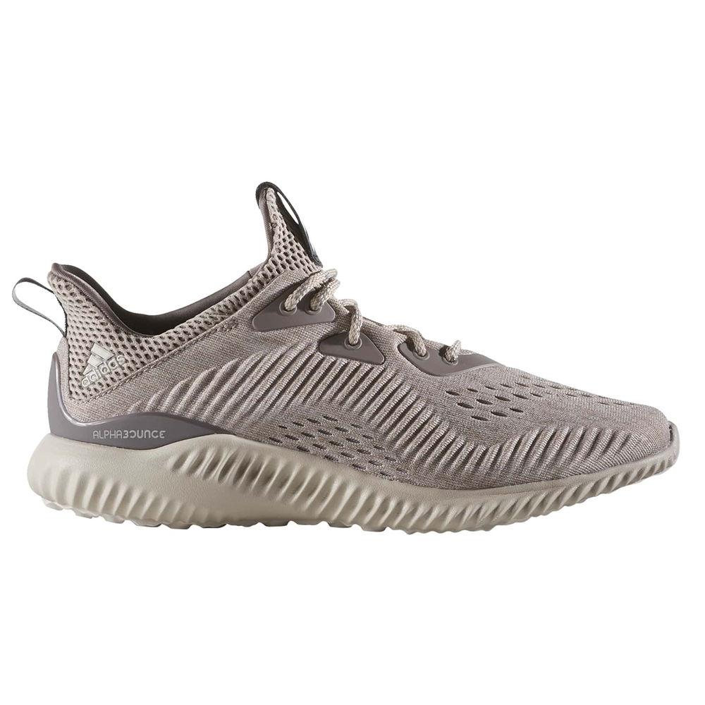 アディダス adidas レディース ランニング・ウォーキング シューズ・靴【Alpha Bounce Running Shoe】Khaki