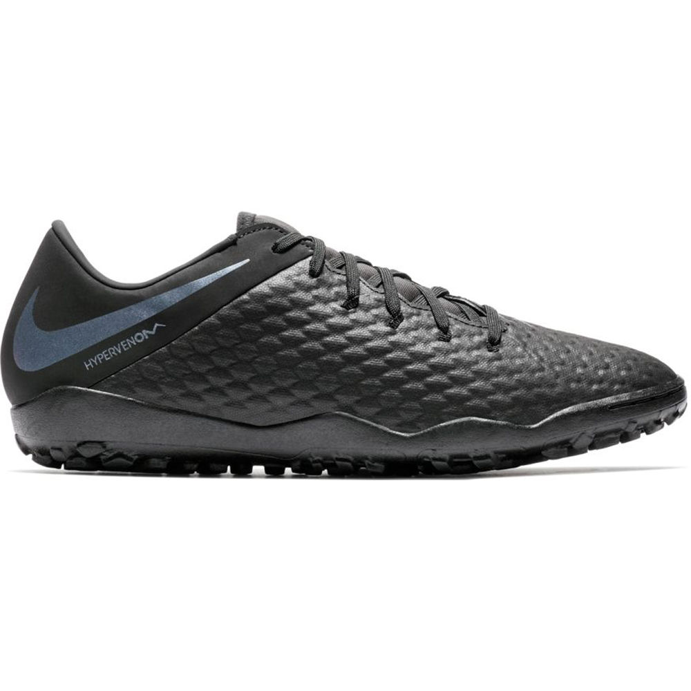 ナイキ Nike メンズ サッカー シューズ・靴【Hypervenom 3 Academy Artificial-Turf Soccer Cleat】Black/Black