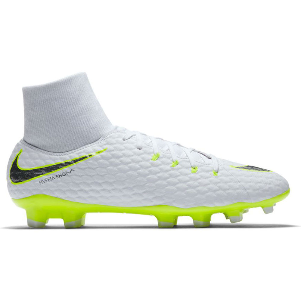 ナイキ Nike メンズ サッカー シューズ・靴【Hypervenom Phantom III Academy Firm Ground Soccer Cleat】White