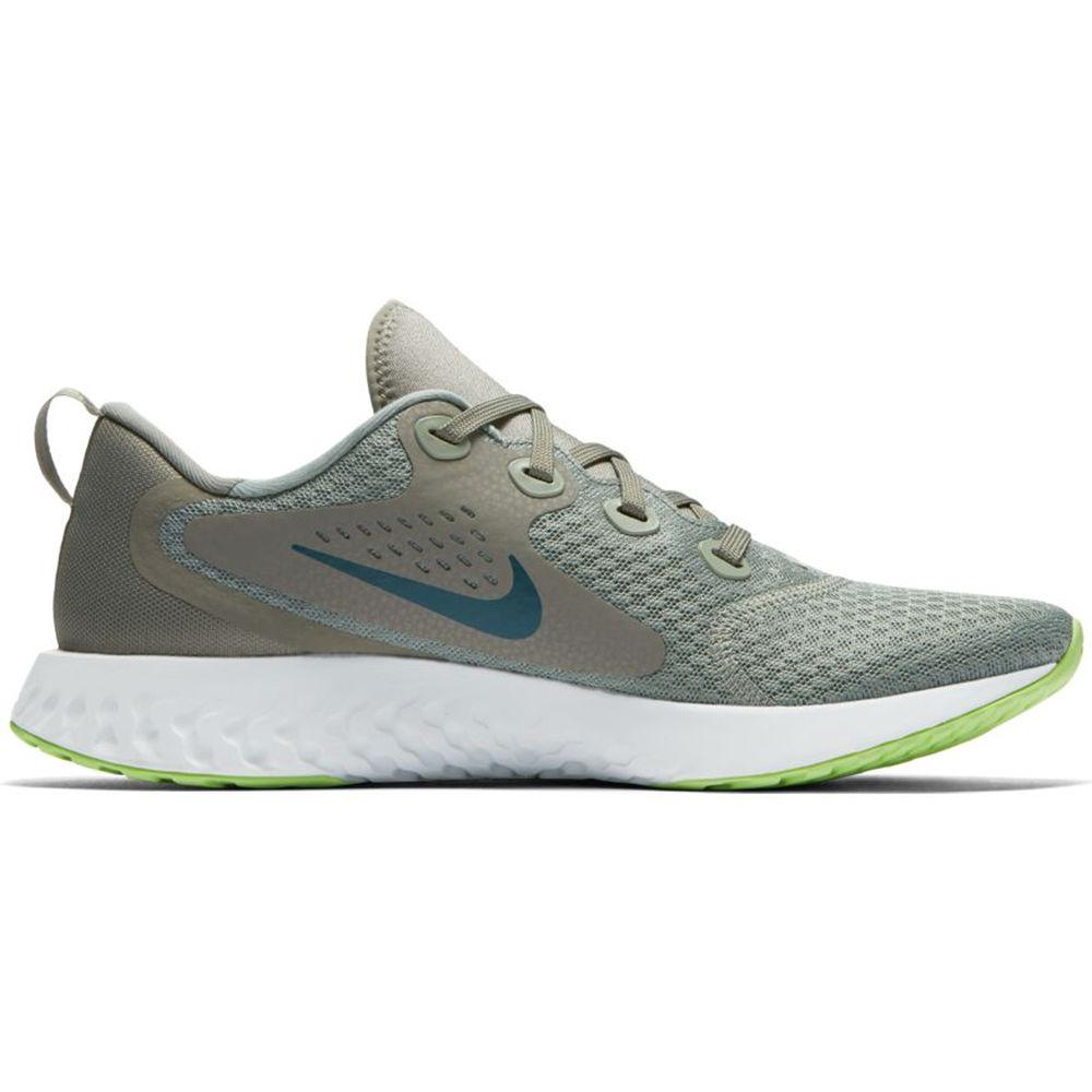 ナイキ Nike メンズ ランニング・ウォーキング シューズ・靴【Legend React Running Shoe】Grey/Green
